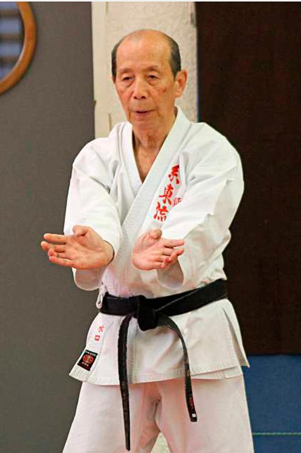 Maestro Hirofumi Mizuguchi (9º Dan)